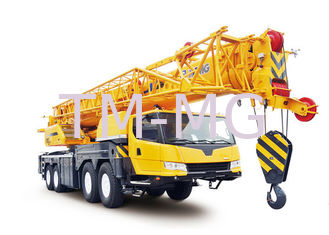 XCT80 superior truck mounted telescopic crane 14770mm Overall Height