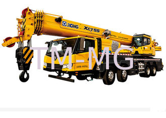 Environmental Friendly Hydraulic Mobile crane mounted truck XCT55L5