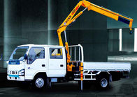 Cina Durable Commercial Knuckle Boom Truck Mounted Crane , 3200kg 6.72 T.M Lifting pabrik