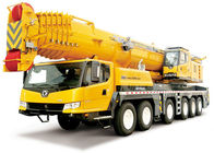 Cina Extended Boom Hydraulic Mobile Crane Large Working Scope XCT220 pabrik