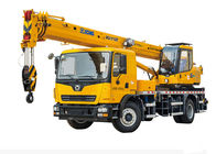 Cina Extended Streamline XCT12L4 Truck Hydraulic Mobile Crane excellent performance pabrik
