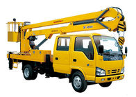 Cina XCMG Special Purpose Vehicles overhead working truck for building construction pabrik