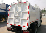 Cina Hydraulic Side Loader Garbage Truck 5000L Special Purpose Vehicles For Collecting Refuse pabrik