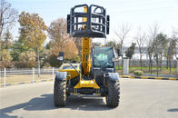 Cina High Efficiency Telescopic Forklift Truck Standard Auxiliary Hydraulic System pabrik