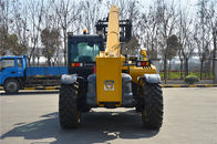 Cina XCMG XC6-3007 Telescopic Telehandler Forklift Payload 3.5 Tons Max Height 7.15m pabrik