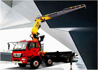 Cina Durable 25 Tons Commercial Knuckle Boom Truck Mounted Crane, 19m Lifting Height pabrik
