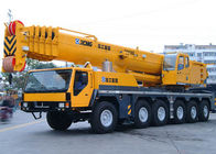 Cina Durable 160Ton Hydraulic Mobile Crane , All Terrian Crane QAY160 pabrik