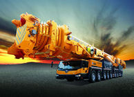 Cina Durable 8-Segment , Single-Cylinder Hydraulic Mobile Crane , QAY1200 All Terrian Crane pabrik