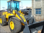 Cina 5000kg Earth Moving Machinery, Wheel Loader ZL50GN pabrik