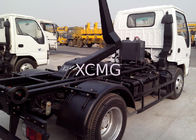 Cina Special Purpose Vehicles For Loading , Unloading , And Transport Garden Garbage XZJ5100ZXX pabrik