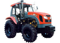 Cina Durable Wheeled High Horsepower Farm Tractor , Weichai Deutz Engine Agricultural Farm Implements pabrik