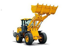 XCMG 3 Ton Wheel Loader LW300FN And Original Spare Parts 1.8m³