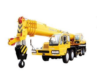 Durable Municipal Services QY50B.5 Truck Crane With Hydraulic Mobile Crane