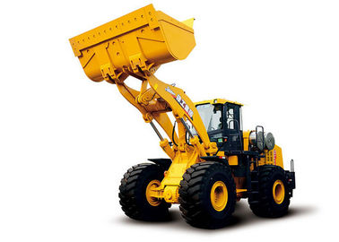 XCMG LW800K - LNG 8 ton front wheel loader reliable performance