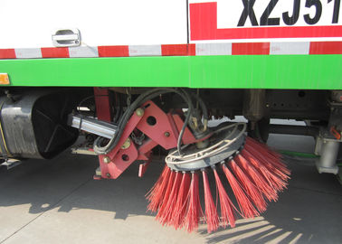 High Way Sweeping And Spraying Road Sweeper Truck Special Purpose Vehicles 5600L