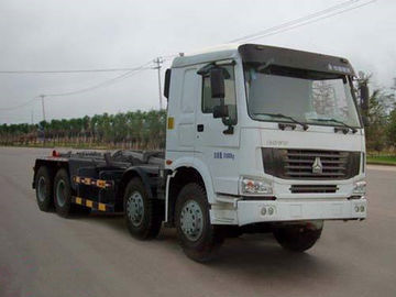 Energy-Saving XCMG Special Purpose Vehicles Rubbish Truck XZJ5311ZXX For Loading Garbage