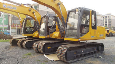 Fuel Saving Earthmoving Machinery XE150D Excavator With Caterpillar Technology