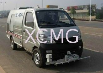 Electrical Automatic Special Purpose Vehicles , 1320L Street Cleaning Equipment