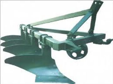 Durable Agriculture Moldboard Plow 1L-225 , Three-point Mounted Agricultural Farm Implements
